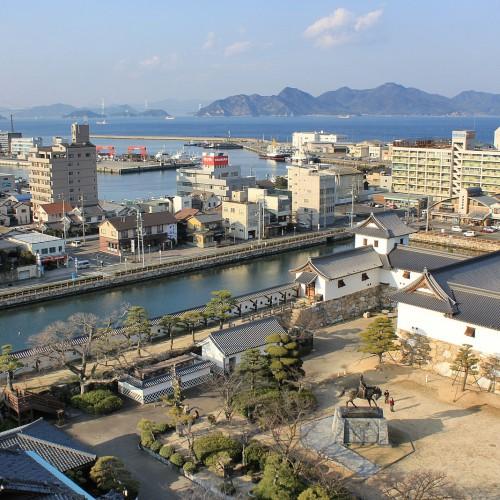 Imabari-Castle-view